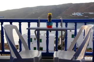 accommodation pelagos hotel baclony