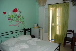 aegeon pelagos hotel bedroom - 04