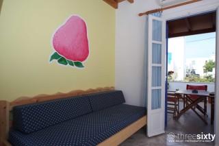 aegeon pelagos hotel bedroom - 12