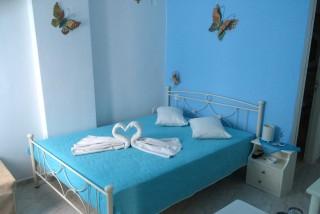 aegeon pelagos hotel bedroom - 14