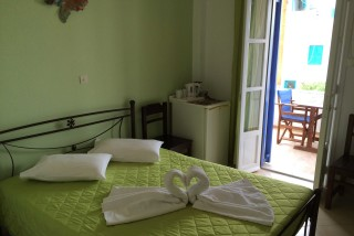 aegeon pelagos hotel bedroom - 15