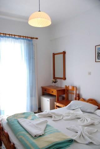 aegeon pelagos hotel bedroom