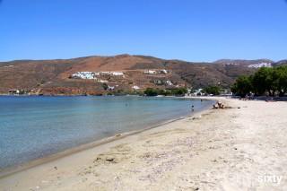 location pelagos hotel aigiali beach