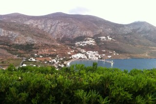 location pelagos hotel in amorgos