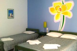 pelagos hotel cozy rooms in amorgos